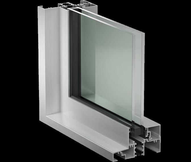 Fenêtres fixes de la série 1300