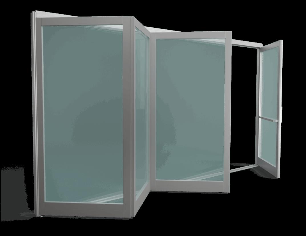 Aluminum Doors Prvost