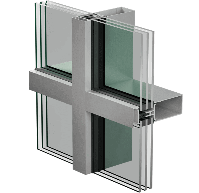 3800 REGT curtain wall